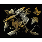 Royal (art supplies) . ROY Engraving Art Gold Baby Dragon