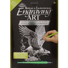 Royal (art supplies) . ROY Silver  Engraving  Art Screaming Griffin