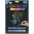 Royal (art supplies) . ROY Rainbow Engrave  Art Fairy Princess