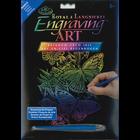 Royal (art supplies) . ROY Rainbow Enrave Art Butterflies