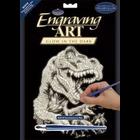Royal (art supplies) . ROY Glow In Dark Engraving T-Rex