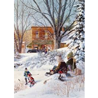 Cobble Hill . CBH Getting Ready Puzzle 1000pc