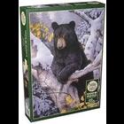 Cobble Hill . CBH Black Bear Puzzle 1000pc