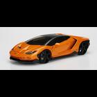 """Jada Toys . JAD """"hyper-spec"""" 2017 Lamborghini Centenario- Lambo Orange"""