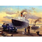 Royal (art supplies) . ROY Queen Departs - Paint by Number