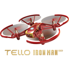 DJI . DJI RYZE Tello Drone Iron Man Edition
