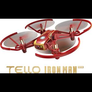 DJI . DJI RYZE Tello Drone Iron Man Edition