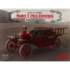 Icm . ICM 1/24 1914 FORD MODEL T FIRETRUCK