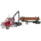 Fascinations . FTN Iconx - Western Star Log Truck & Trailer (4900SB)