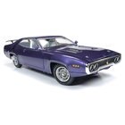 American Muscle Diecast . AMD 1/18 1971 Plymouth Road Runner Hardtop (MCACN)