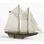 Billing Boats . BIL 1/75 BLUENOSE 76CM