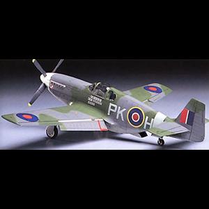 Tamiya America Inc. . TAM 1/48 MUSTANG III RAF