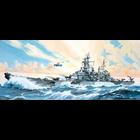 Revell of Germany . RVL USS Missouri Battleship 1/535