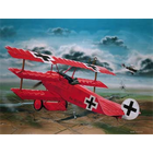 Revell of Germany . RVL 1/28 Red Baron Tri Plane
