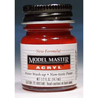 Testors Corp. . TES Mm Acryl Gloss Clear Red