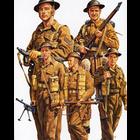 Tamiya America Inc. . TAM 1/35 British Infantry On Patro