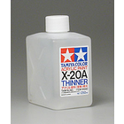 Tamiya America Inc. . TAM X-20A 250Ml Acrylic Poly Thinn