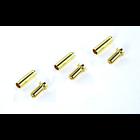 Common Sense R/C . CSR Bullet Connectors 4MM M/F