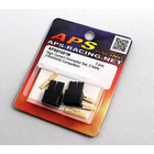 APS Racing . APS BATTERY CONN FOR TRAX MALE