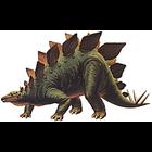 Tamiya America Inc. . TAM 1/35 Stegosaurus Stenops