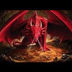 Cobble Hill . CBH Dragons Lair 1000 pc Puzzle