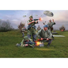 Revell of Germany . RVL 1/72 German Paratroopers wwII