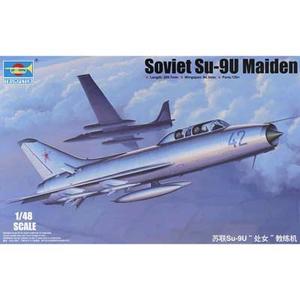 Trumpeter . TRM 1/48 SVT SU-9U MAIDEN AIR