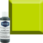 AmericaColor . AME AmeriColor 4.5oz Soft Gel - Electric Green