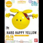 Bandai . BAN Haropla Haro Happy Yellow