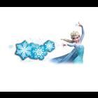 Uncle Milton . UML Frozen - Snowflake Light Dance