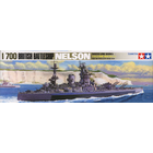 Tamiya America Inc. . TAM 1/700 Hms Nelson Brit/Battlesh