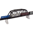 Atlas Model Railroad Co . ATL CD100 18' THRU TRUSS BRD