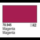 Vallejo Paints . VLJ Magenta 17Ml