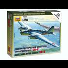 Zvezda Models . ZVE 1/200 SOV BOMBER SB-2