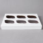 Retail Supplies . RES 6 Cupcake Insert 9-15/16 X 7/8