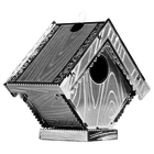 Fascinations . FTN Metal Earth Birdhouse