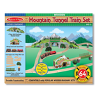 Melissa & Doug . M&D Mountain Tunnel Train Set