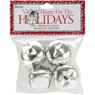 "Notions Marketing . NMC Jingle Bells 1.375"" (35mm) 4/Pkg"