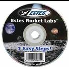 Estes Rockets . EST (DISC) - Estes Rocket Labs DVD