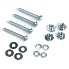 Du Bro Products . DUB (DISC) - MOUNTING BOLTS & NUTS3-48 X 3/