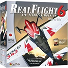 Great Planes Model Mfg. . GPM (DISC) - REALFLIGHT 6 W/AIR MEGA PK MD1
