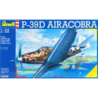 Revell of Germany . RVL (DISC) - 1/32 P-39D AIRACOBRA