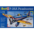 Revell of Germany . RVL (DISC) - 1/72 P-26A PEASHOOTER