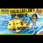 Bandai . BAN TRAFALGAR LAW'S SUBMARINE - ONE PIECE GRAND SHIP COLLECTION