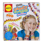 Alex Toys . ALX M&M Candy Wrapper Jewelery Kit