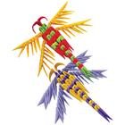 Modular Origami Kit - Dragonfly