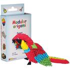 Modular Origami Kit - Parrot