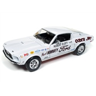 Auto World . AWD 1/18 1968 2+2 Mustang Hubert Platt