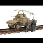 Tamiya America Inc. . TAM 1/35 P204(F) German Armored Railway Vehicle