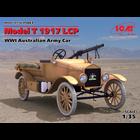 Icm . ICM 1/35 WWI Australian Modle T 1917 LCP